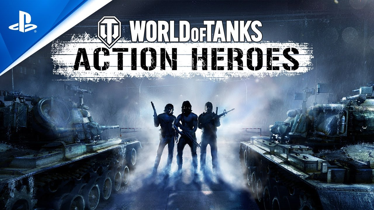 World of Tanks Action Heroes trailer