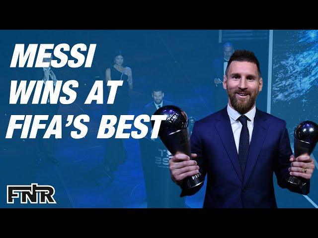 Messi wins 'The Best' FIFA 2019 Award, injured soon after | Tottenham Hotspur eliminated