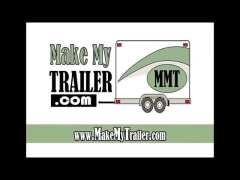 5x6 Enclosed Trailer | Factory Direct Prices