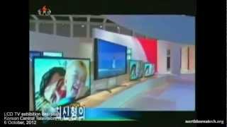 Japanese flat-screen TVs on KCTV evening news