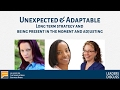 Unexpected & Adaptable (P33)