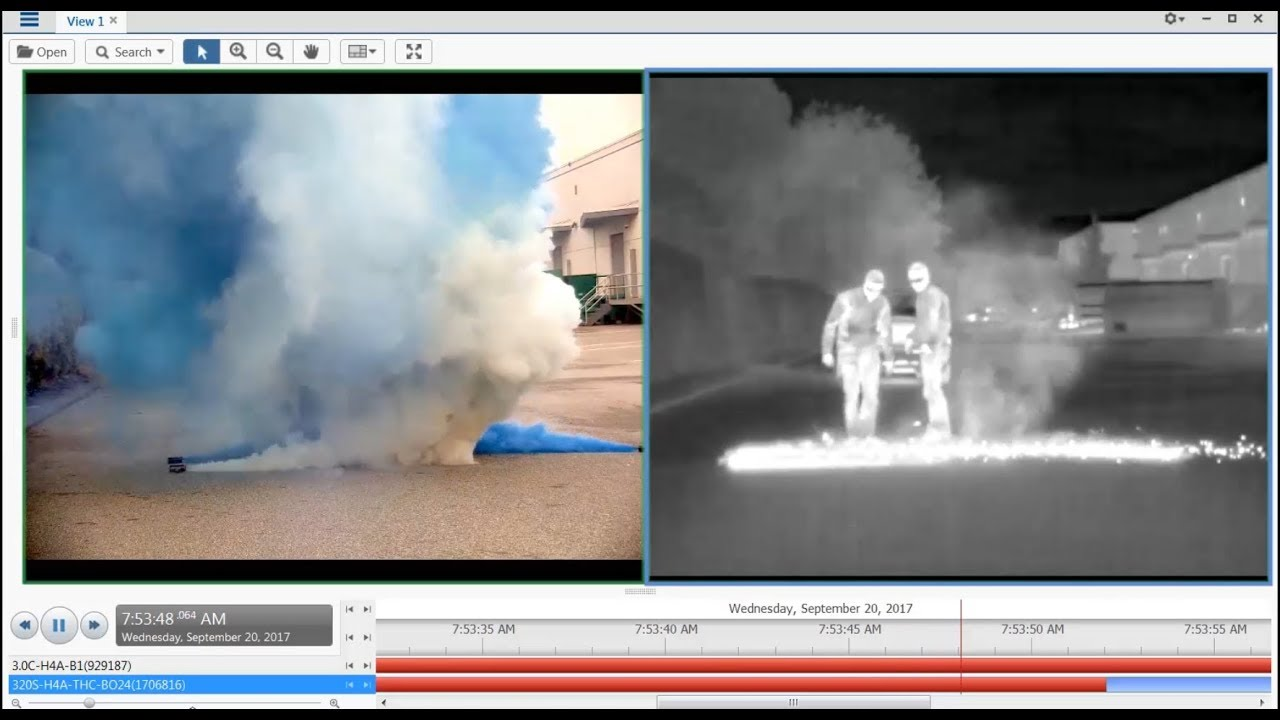 H4 Thermal Camera Line | Smoke Test | Part 2