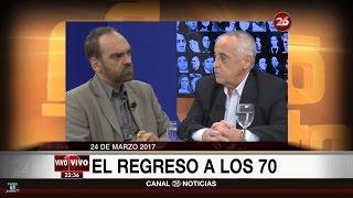 F.Iglesias y L.Labraña en