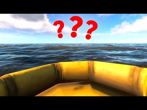 LOST IN THE OCEAN! (Stranded Deep #5)