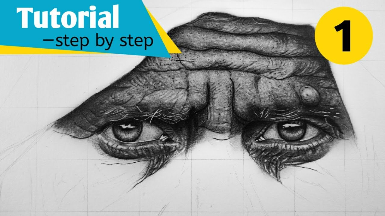 Download Hyper Realistic Portrait || Step-by-Step || for beginners