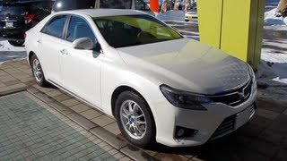 2012 New TOYOTA MARK X - Exterior & Interior