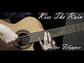 Kiss The Rain  Yiruma  | Fingerstyle |  Guitar Cover + tutorial