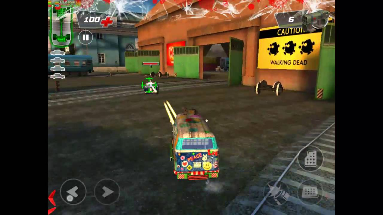 Death Tour -Death Rally 3D on Android