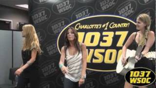 "103.7 WSOC: Stealing Angels Perform ""He Better Be Dead"""