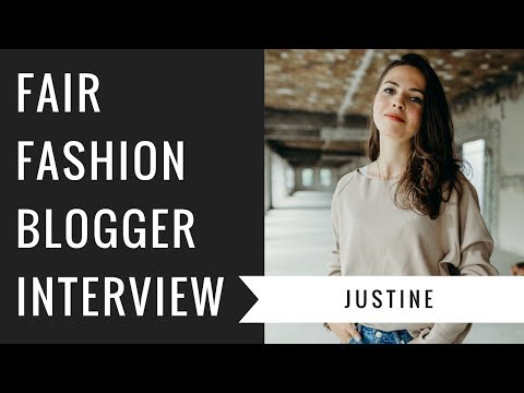Fair Fashion Blogger - Justine kept calm and went vegan | Fair Fashion & Lifestyle | rethinknation
