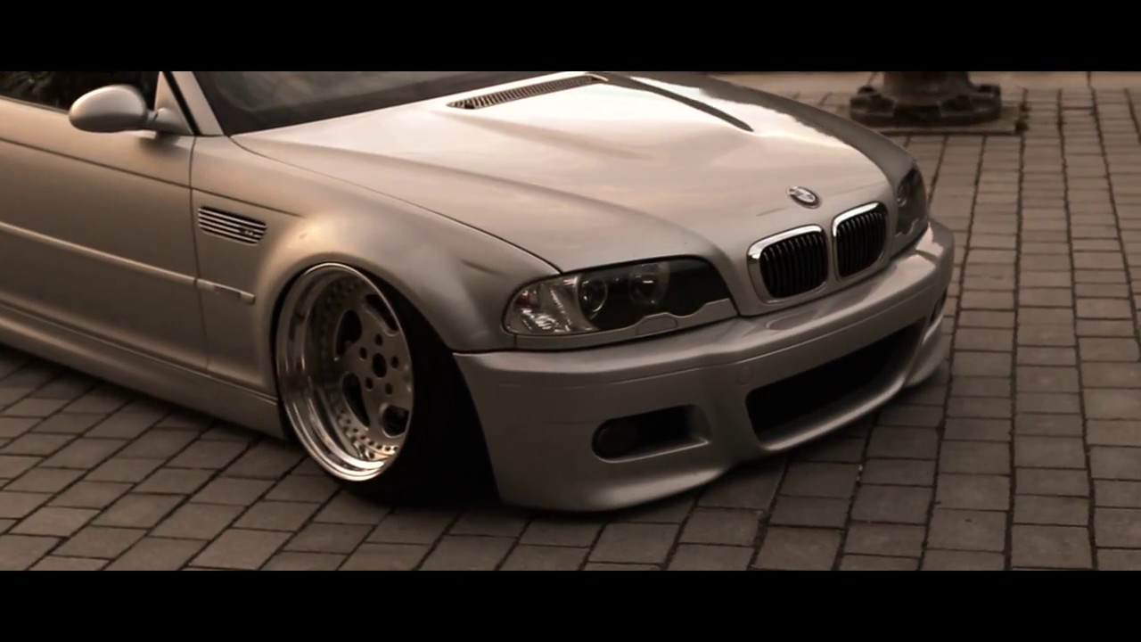 bmw e46 m3 stanced handsome youtube. Black Bedroom Furniture Sets. Home Design Ideas