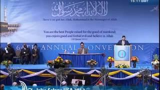 """Service à l'humanité - Une condition préalable pour les """"meilleurs""""- Jalsa Salana Etats-Unis 2012"""