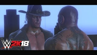 WWE 2K18 Trailer - Undertaker Streak  The Animal Returns! - PS4/XB1 Gameplay Notion