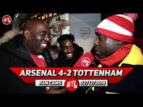 Arsenal 4-2 Tottenham | Would Wenger Have Made Those Changes At Half Time? (Fans Heated Debate)