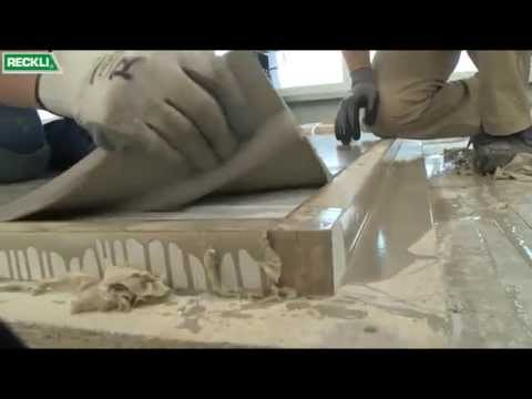 Manufacturing of a custom-made Formliner for Concrete Elements