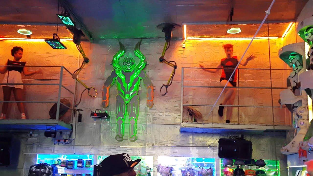 Cyberdog in Camden Town c8ef2aee5