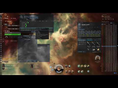 EVE-online Blood Raider Psychotropics Depot |  Blood Raider 5/10 DED Complex. New Tengu