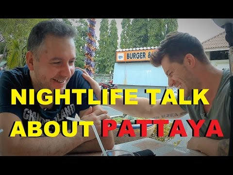 PATTAYA SIN CITY : DOCU PROSTITUTION AND NIGHTLIFE - AN INTERVIEW