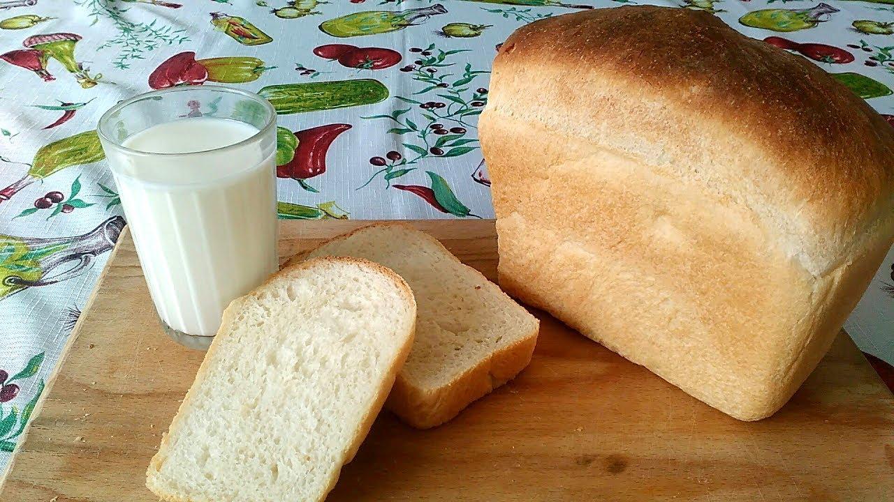 ВКУСНЕЙШИЙ Домашний хлеб. Бабушкин рецепт хлеба в духовке.