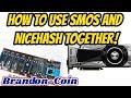 Use NiceHash through Simple Miner OS Equihash