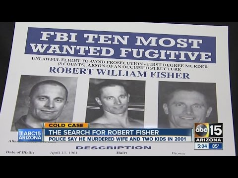 14 years later, search for Robert Fisher continues