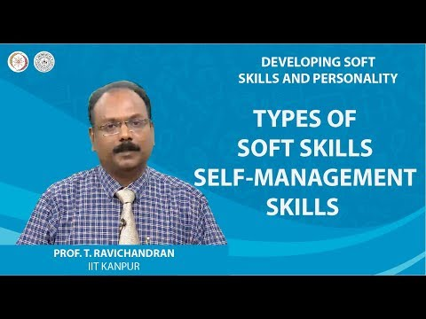 Types Of Soft Skills: Self-Management Skills