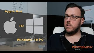 Switching from an Apple Mac to a Windows 10 PC