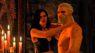 Ведьмак 3: Странный секс с Енифер.