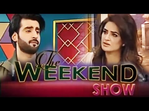 The weekend show - 12 November 2016 | ATV