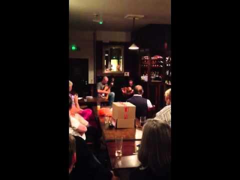 Chris Carley and Anoush Saddat play flamenco