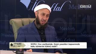 Hac vazifesinde ihram yasakları kapsamında koku sürmenin hükmü nedir?  -  Lâlegül TV
