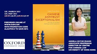 Chinese Antitrust Exceptionalism: How the Rise of China Challenges Global Regulation by Angela Zhang