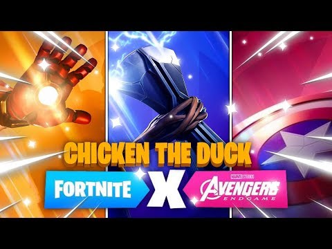 NEW Fortnite Mobile Update // New Endgame LTM Gameplay // Fortnite X Avengers Update Gameplay