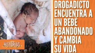 Drogadicto Encuentra A Un Bebé Abandonado Y Cambia Su Vida. No Creerás Como Lucen Hoy