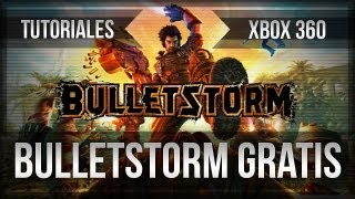Bulletstorm GRATIS - Bazar de la India con BETA Interfaz Xbox 2013