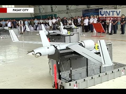 Philippine Air Force, may bagong military drones
