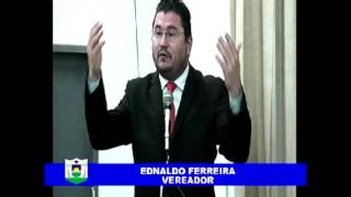 Ednaldo Ferreira Pronunciamento 01 12 16