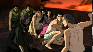 Team Avatar vs Red Lotus