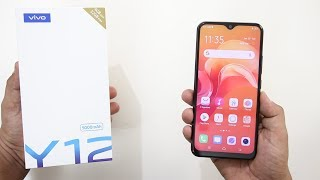 ViVO Y12 Unboxing And Review Hindi