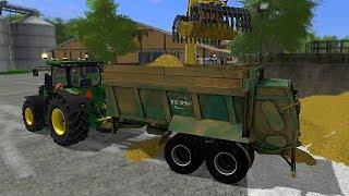 Мультики про трактор и погрузчик. Сельхозтехника для детей. #Автошка