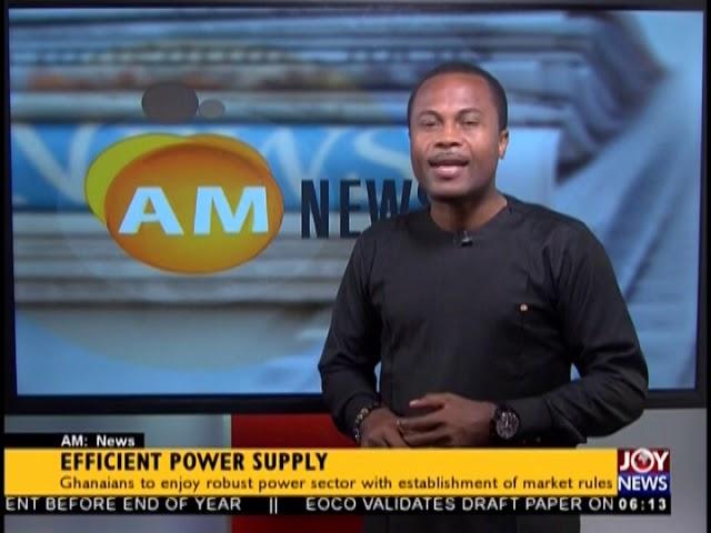 AM News on JoyNews (22-11-18)
