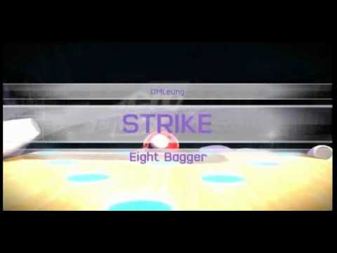 Thumbnail: Kinect Bowling 300, Left-Right hand alternately, with 2-lb weight in each