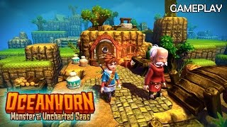 Oceanhorn: Monster of Uncharted Seas • PC gameplay • 1080p 60 FPS • GTX 970 • MAX SETTINGS • SweetFX