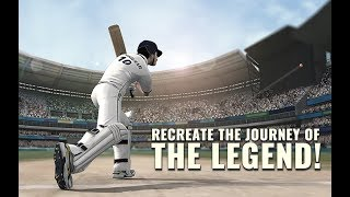 Sachin Saga Cricket Champions Gameplay 2017 | Best High Graphic 3D Cricket Game For Android  / ios