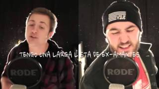 BLANK SPACE I PREVAIL LETRA EN ESPAÑOL