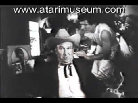 Atari Pong - TV Commercial 1975