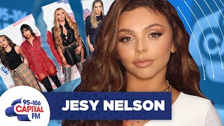 Jesy Nelson Gets Emotional Over Trolling And Leaving Little Mix 😓 | FULL INTERVIEW | Capital