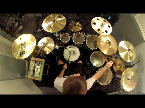 Internal Cannon - August Burns Red (Drum Cover) Eric Vanier