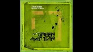Andre Bonsor - Phantom Highways (06R Remix) [Green Martian]