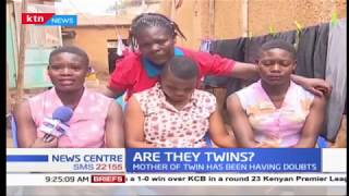 Are they twins!: Puzzling tale of \'identical\' girls who may have been separated 19 years ago